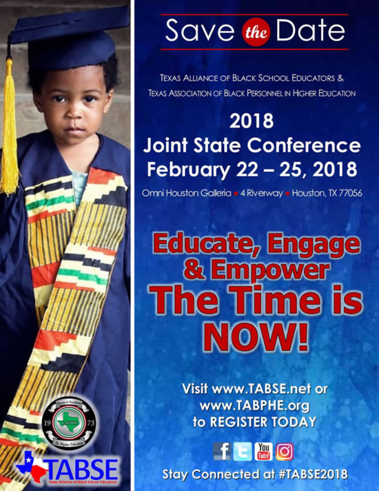 2018 TABSE State Conference