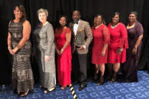 Lancaster Independent School District's Board of Trustees Captures State & National Recognition