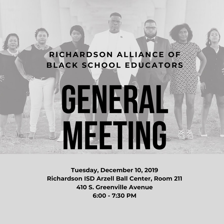 Richardson ABSE December 10 General Meeting