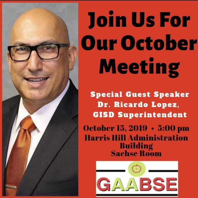 GAABSE October 2019 Meeting