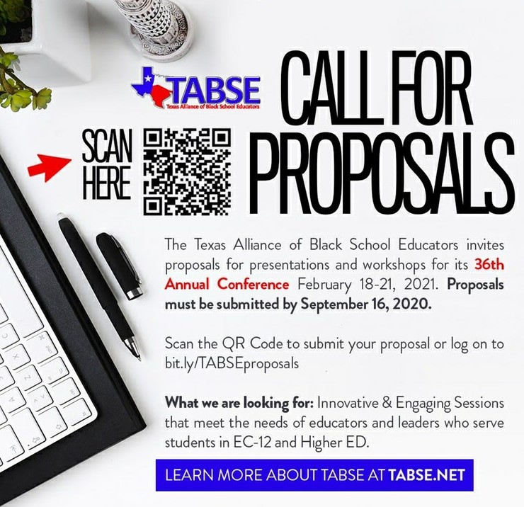 TABSE Call For Proposals