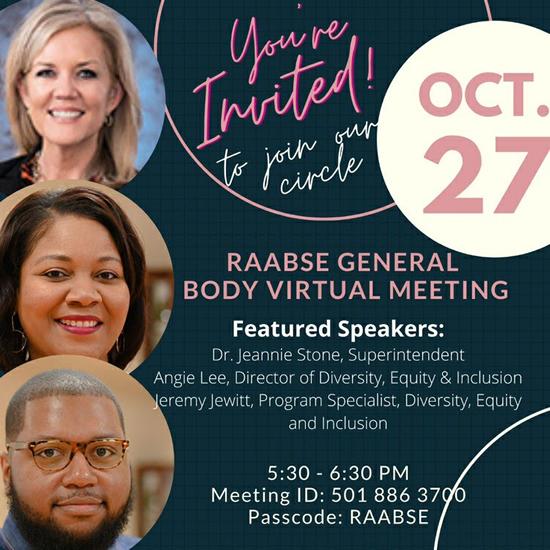 RAABSE General Meeting